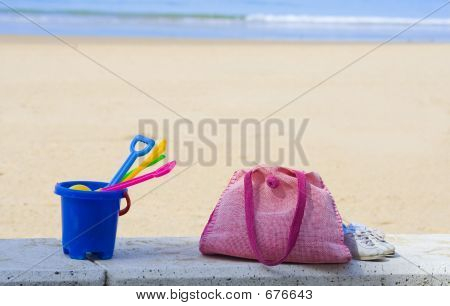 Beach Time Objects