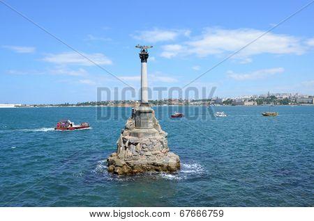 Sunken Ships Monument