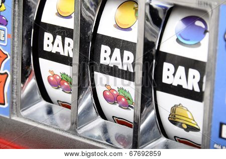 Playing Slot Machine