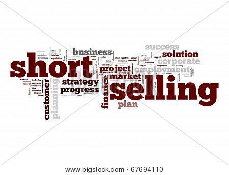 Short Selling Word Cloud