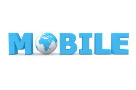 Mobile World Blue