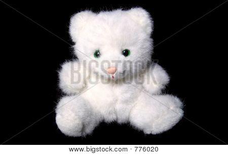White Cat Soft Toy