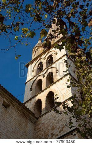 Church of Nostra Senora de Robines Binissalem