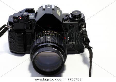 Film SLR camera