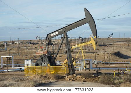 Oil Fields