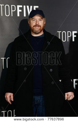 NEW YORK-DEC 3: Comedian/actor Louis C.K. attends the