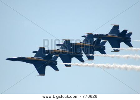 Navy Blue Angels 3
