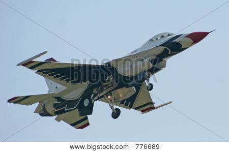 Airforce Thunderbird