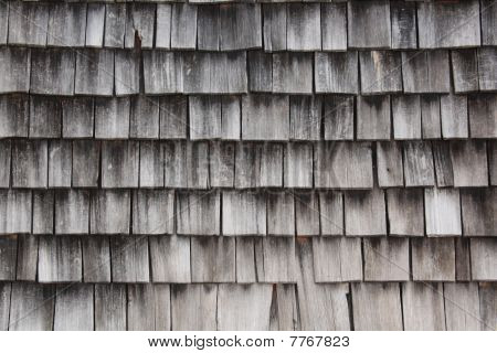 Old Wooden Tiles
