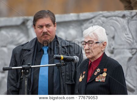 V. Klimov And Z. Kolesnikova