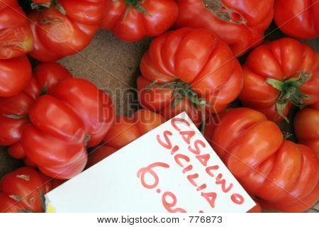 Sicilian Tomatoes