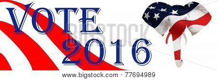 Bumper Sticker For Republicans 2016