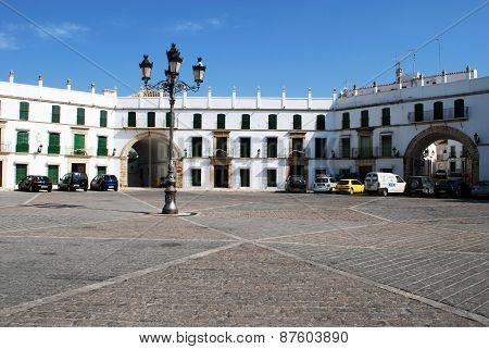 Town Square, Aguilar de la Frontera.