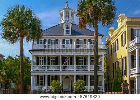 Charleston Mansion, South Carolina
