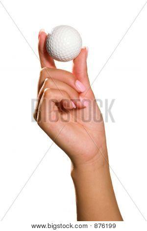 Ball On Hand