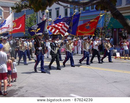 4th of July Parade, 2013, Harbor Springs, Michigan