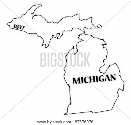 Michigan State And Date