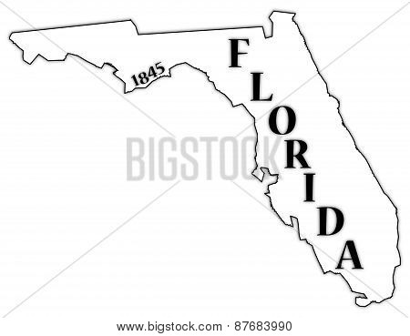 Florida State And Date