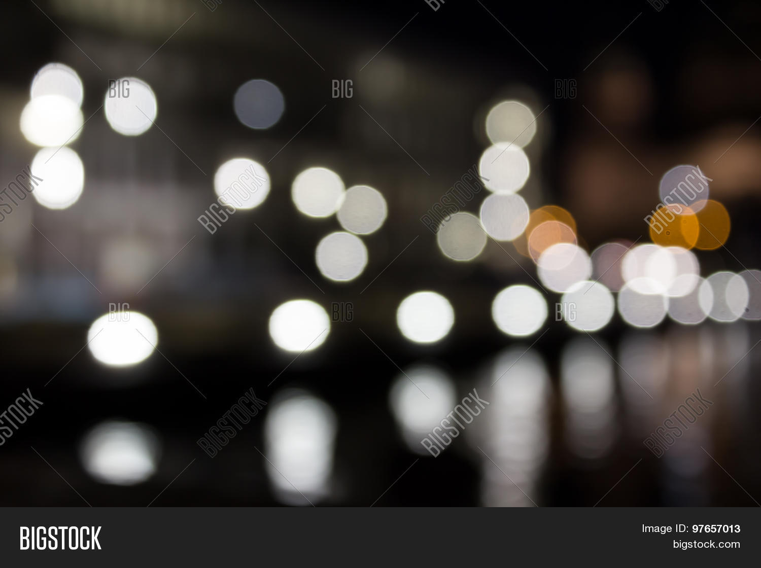 City Night, Blurred Image & Photo (Free Trial) | Bigstock