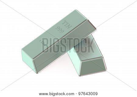 Two Tin Bars