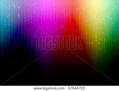 Abstract Vector Spectrum