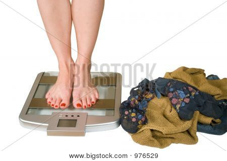 Measurement Of Weight To Within Gram