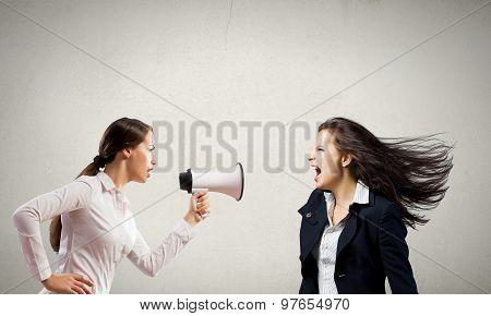 Agressive management