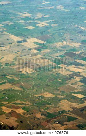 Wind Generators Fields