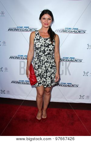 LOS ANGELES - AUG 1:  Danielle Vasinova at the