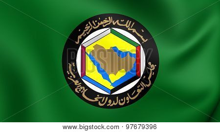 Cooperation Council For The Arab States Of The Gulf Flag