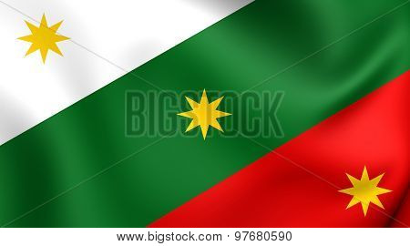 Flag Of The Three Guarantees