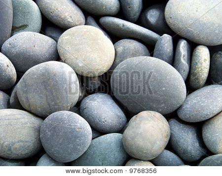 River Rocks upclose