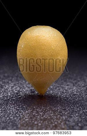 Lemon Standing