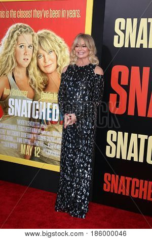 LOS ANGELES - MAY 10:  Goldie Hawn at the