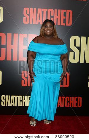 LOS ANGELES - MAY 10:  Raven Goodwin at the