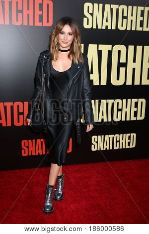 LOS ANGELES - MAY 10:  Ashley Tisdale at the