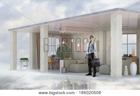 Room design aloft