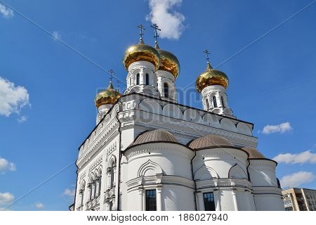Church of Alexander Nevsky in a Tver, Russia