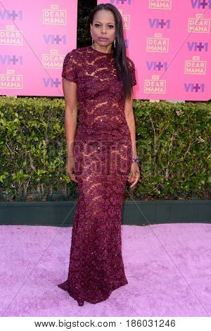 LOS ANGELES - MAY 6:  Latina Webb at the VH1`s 2nd Annual Dear Mama: An Event To Honor Moms on the Huntington Library on May 6, 2017 in Pasadena, CA