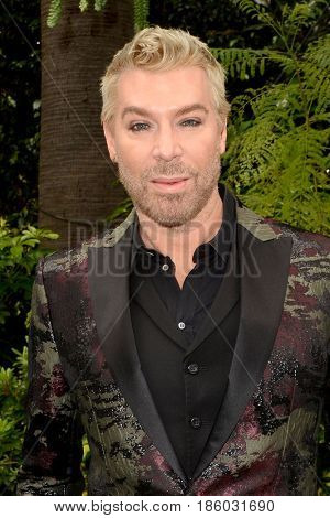 LOS ANGELES - MAY 10:  Chaz Dean at the ABC Mothers Day Luncheon on the Four Seasons Hotel on May 10, 2017 in Beverly Hills, CA