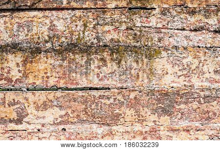 Grunge Wall Texture For Background