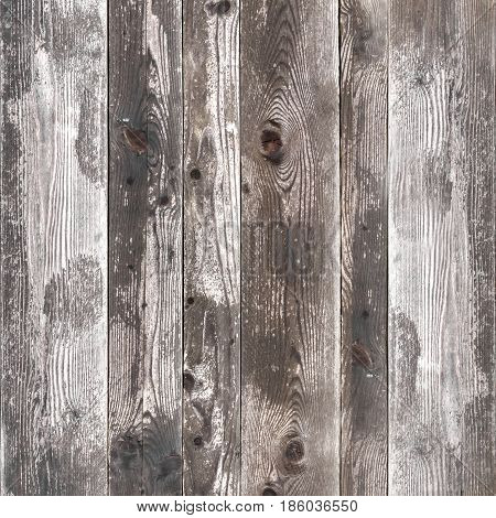 Old wooden background or texture. Retro style