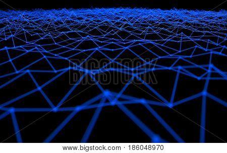 Futuristic Plexis Background