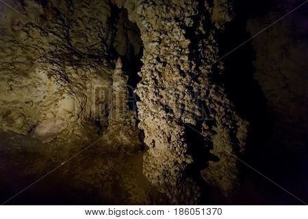 Beautiful Lod Cave In Soppong