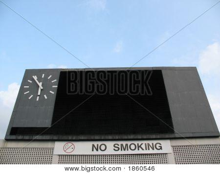 Signboard Or Scoreboard