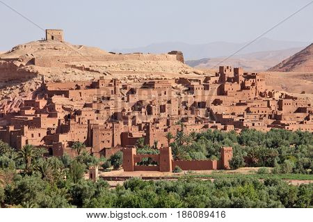 Kasbah of Ait Benhaddou, Morocco