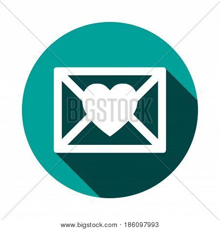 Valentine icon stock vector illustration flat design