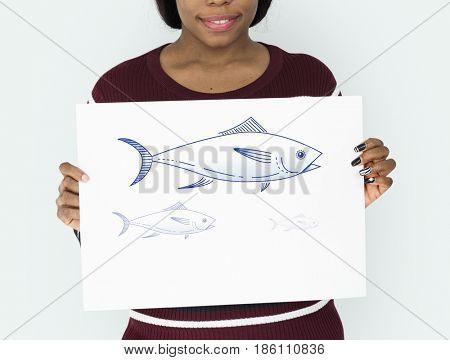 Fish animal food aqua ecosystem