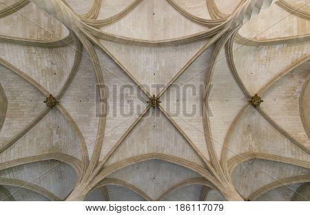 Palma de Mallorca Lonja Majorca gothic architecture, civil market. Balearic islands Spain