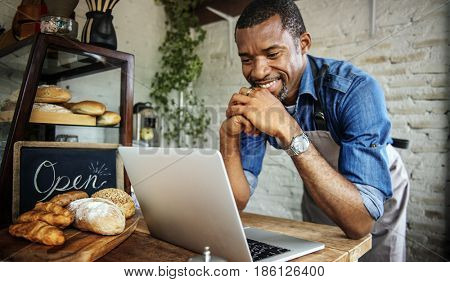African descent bakehouse cafe bread
